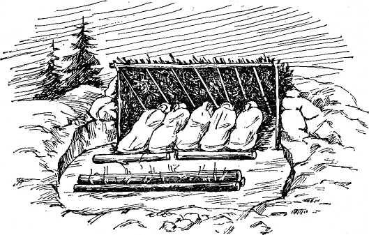 Снежная яма
