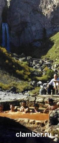 по национальному парку Приэльбрусье